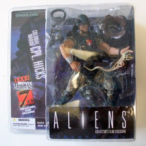 Alien soldat Américain Movie Maniacs Corpor10