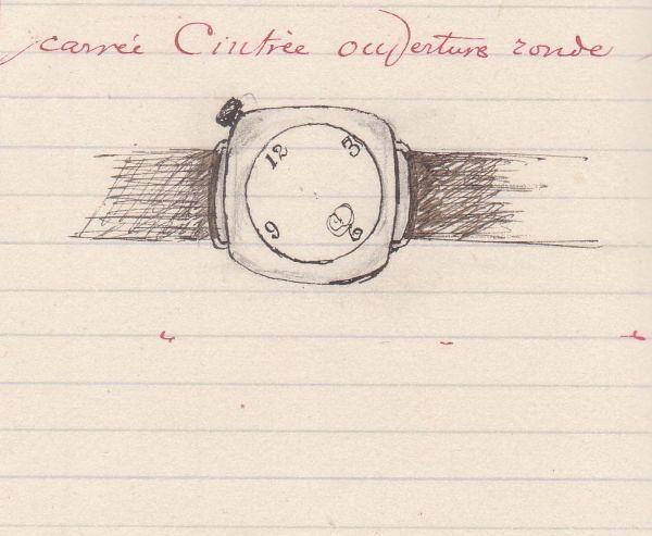 Vacheron Constantin Une American 1921 au poignet....... Croqui10