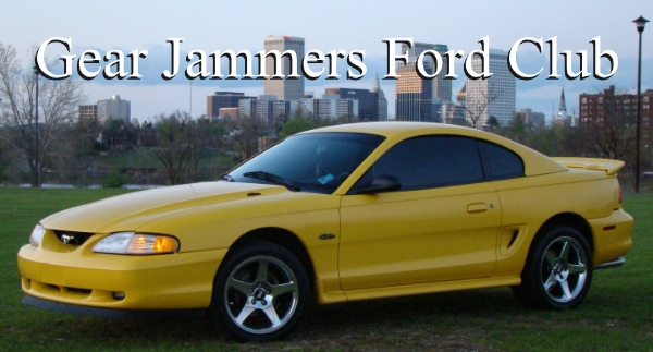 Gear Jammers Ford Club of Tulsa