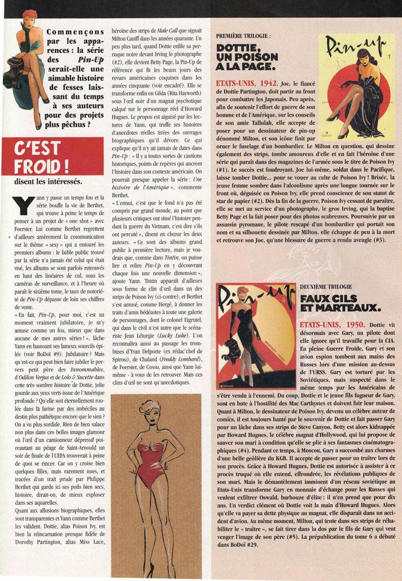 Philippe Berthet, une volonté de novation graphique permanente - Page 5 02_00017