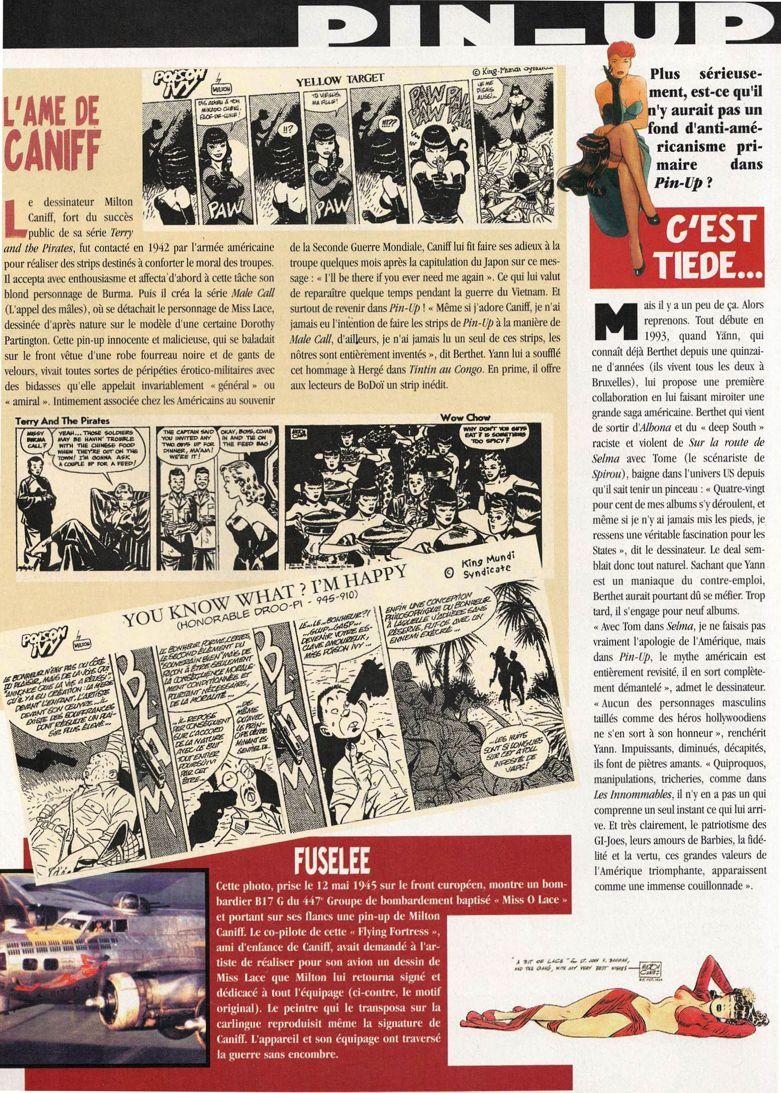 Philippe Berthet, une volonté de novation graphique permanente - Page 5 03_00017