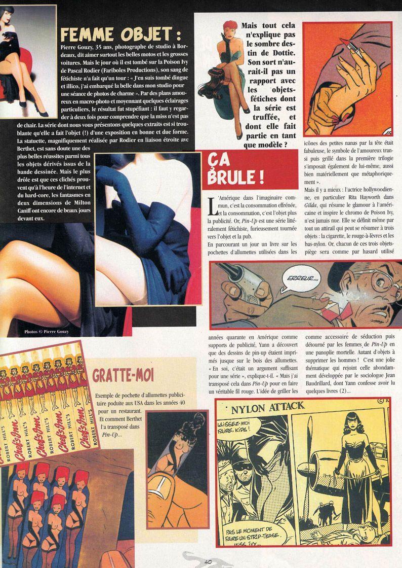 Philippe Berthet, une volonté de novation graphique permanente - Page 5 06_00014