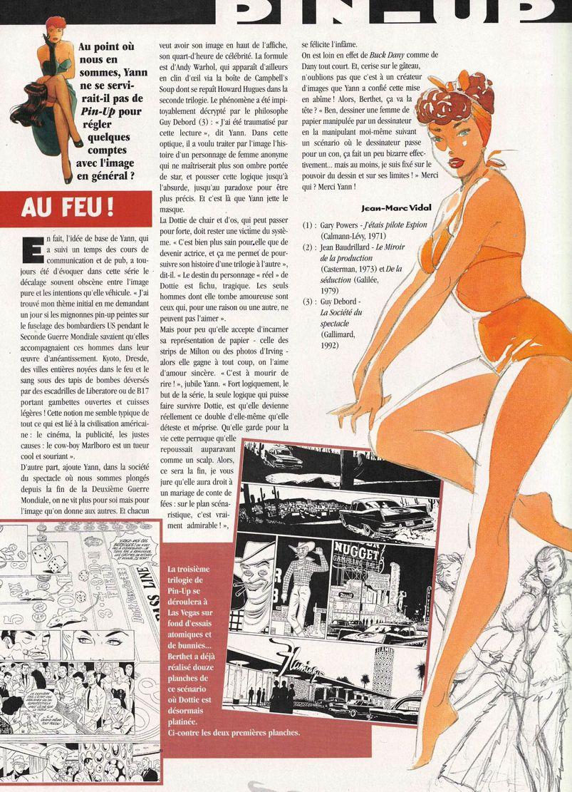 Philippe Berthet, une volonté de novation graphique permanente - Page 5 07_00014