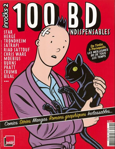 Les Inrocks et la bande dessinée 100-bd10