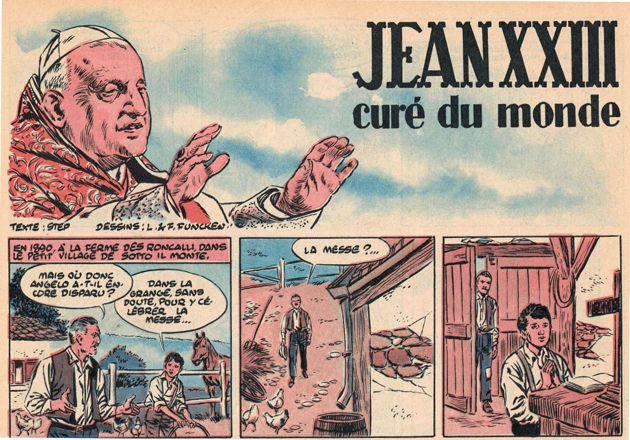 50 ans avec Jacques Martin 1964-j13