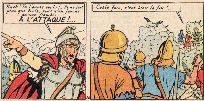 50 ans avec Jacques Martin 1964-j22
