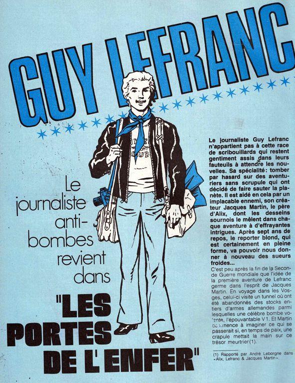 50 ans avec Jacques Martin - Page 5 1977-p10