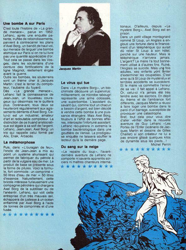 50 ans avec Jacques Martin - Page 5 1977-p11
