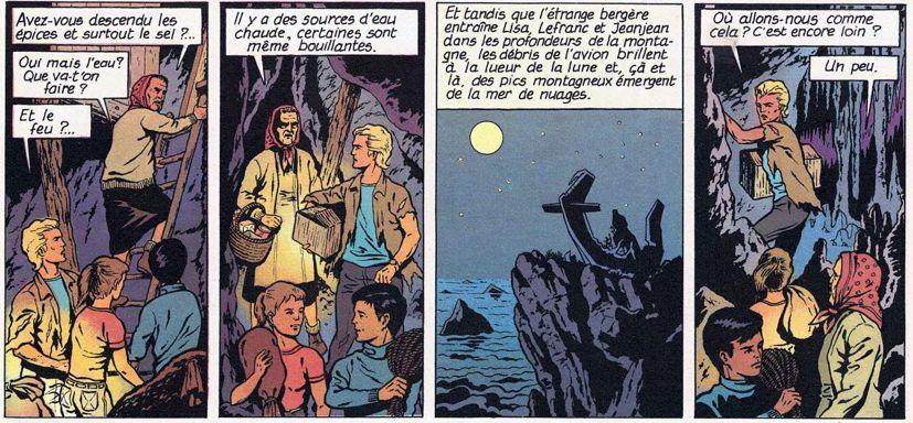 50 ans avec Jacques Martin - Page 5 1977-p13