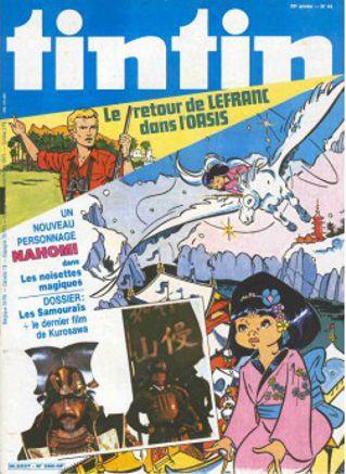 50 ans avec Jacques Martin - Page 5 1980-l10