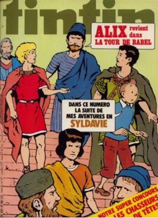 50 ans avec Jacques Martin - Page 5 1981-t10