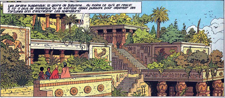 50 ans avec Jacques Martin - Page 5 1981-t13