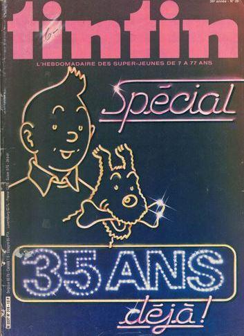 50 ans avec Jacques Martin - Page 5 1981-t15