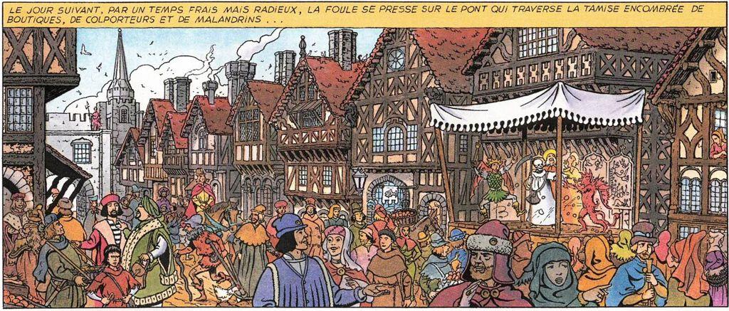 50 ans avec Jacques Martin - Page 10 2000-j13