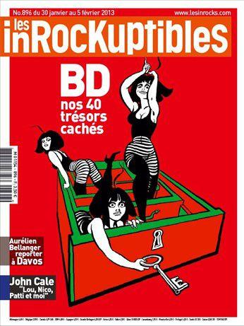 Les Inrocks et la bande dessinée 40-trz10