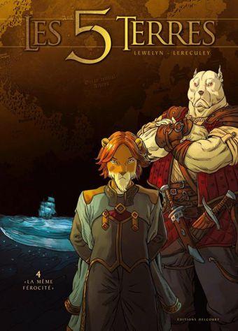 La BD et l'heroic fantasy - Page 3 5-terr11