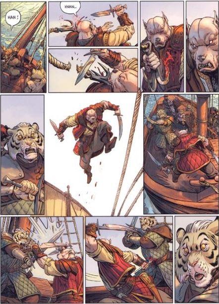 La BD et l'heroic fantasy - Page 3 5-terr12