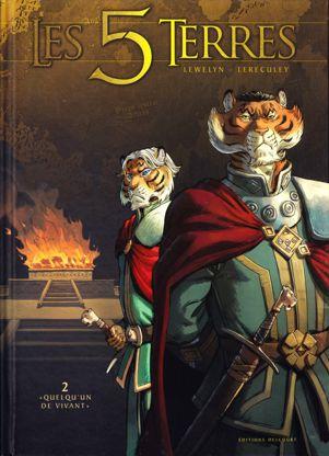 La BD et l'heroic fantasy - Page 3 5-terr13