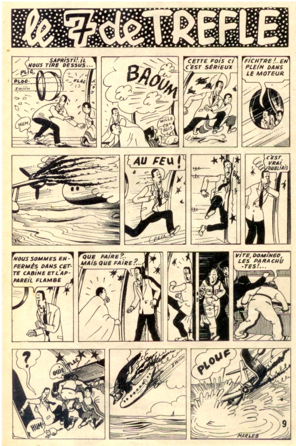 Jacques Martin dans STORY 7trzof10