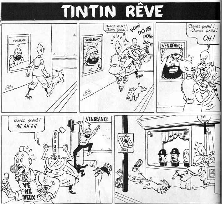 Parodies, pastiches et albums pirates - Page 2 A_suiv12