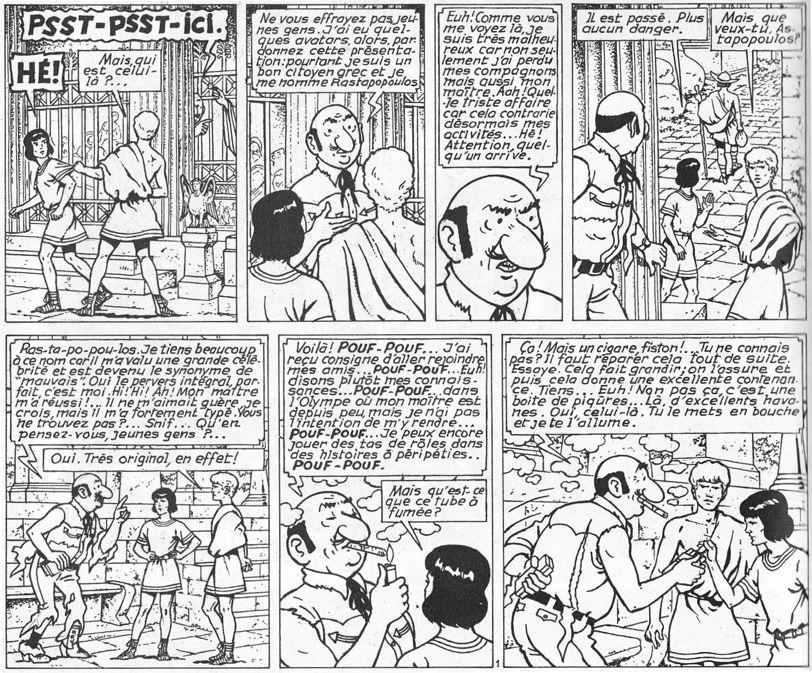 Parodies, pastiches et albums pirates - Page 2 A_suiv14
