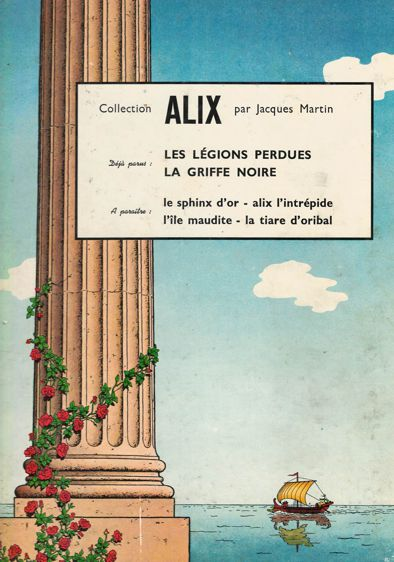 50 ans avec Jacques Martin Alix-410