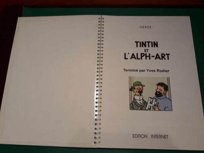 Parodies, pastiches et albums pirates Alph-a11