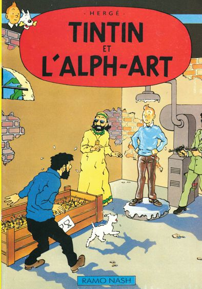 Parodies, pastiches et albums pirates Alphar10
