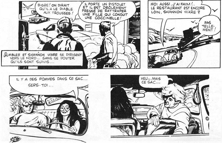 Rio et autres BD de Doug Wildey - Page 2 Ambler34