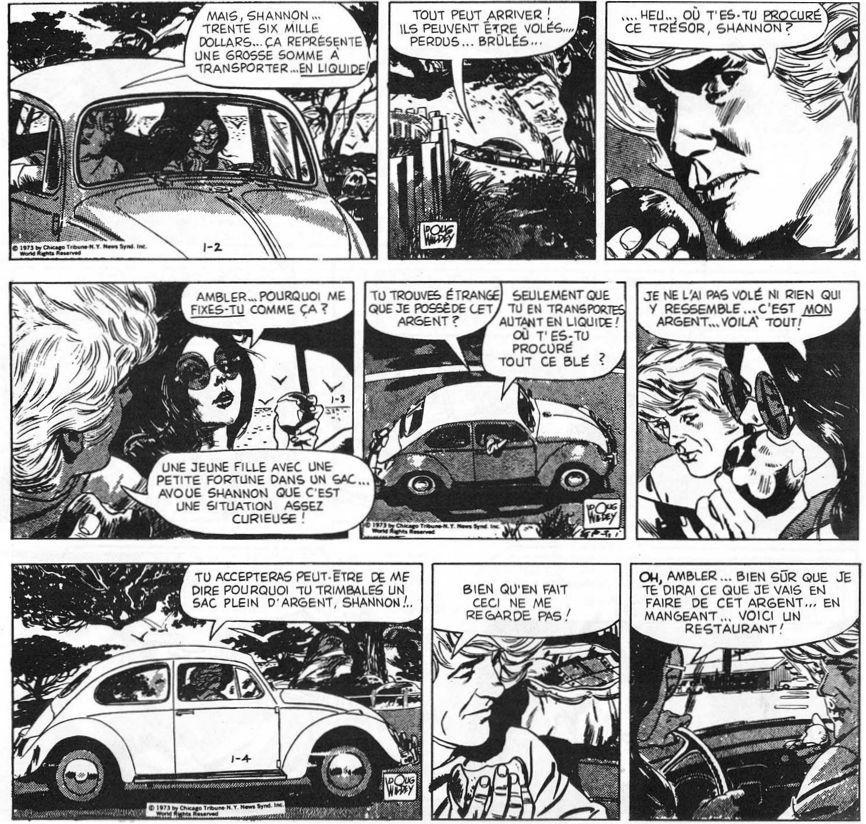 Rio et autres BD de Doug Wildey - Page 2 Ambler36