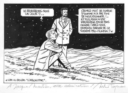 50 ans avec Jacques Martin - Page 13 Andrzo12