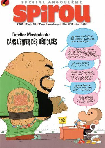 Les BD qui racontent la BD - Page 3 Angoul10
