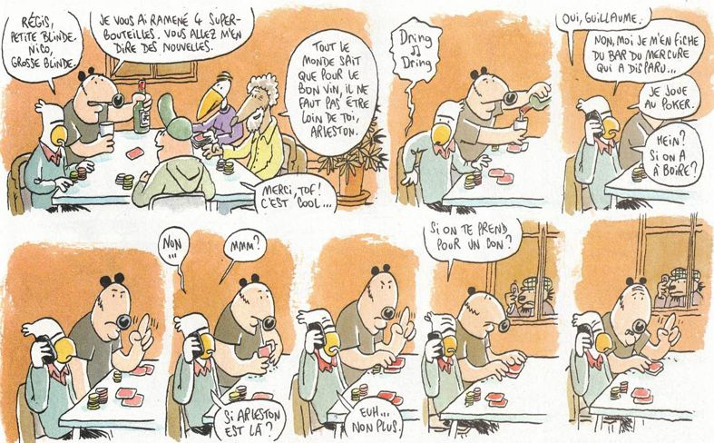 Les BD qui racontent la BD - Page 3 Angoul11