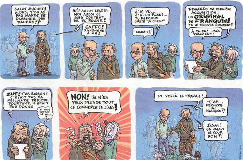Les BD qui racontent la BD - Page 3 Angoul15