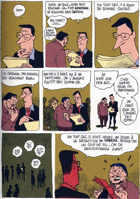 Les BD qui racontent la BD - Page 4 Atelie12
