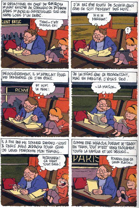 Les BD qui racontent la BD - Page 4 Atelie13
