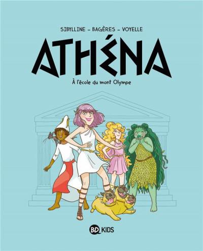 Bandes dessinées pour enfants Athzon10
