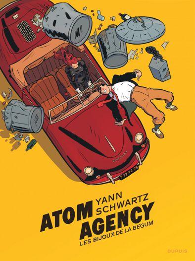 Atom Agency - Atom Agency par Yann et Schwartz Atom-a10