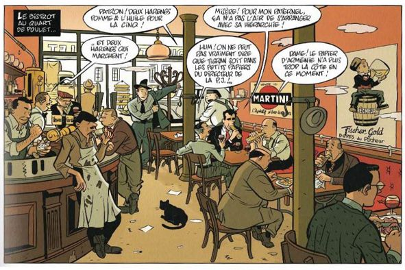 Atom Agency par Yann et Schwartz Atom-a11
