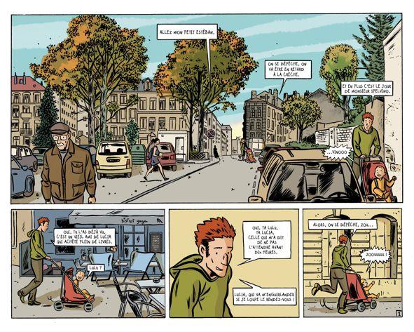 Les BD qui racontent la BD - Page 4 Aventu16