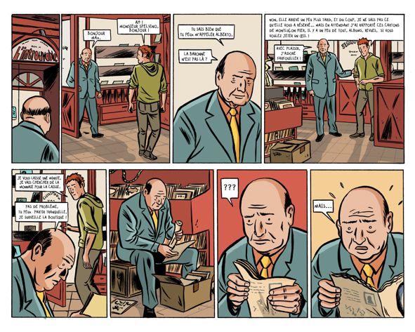 Les BD qui racontent la BD - Page 4 Aventu17
