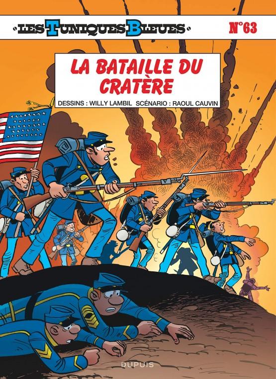 Les Tuniques Bleues - Page 5 Batail10