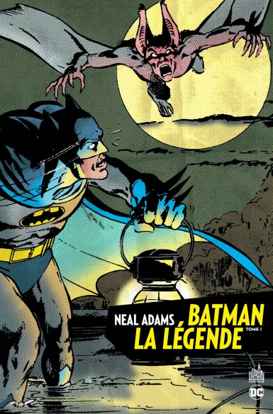 Neal Adams Batman12