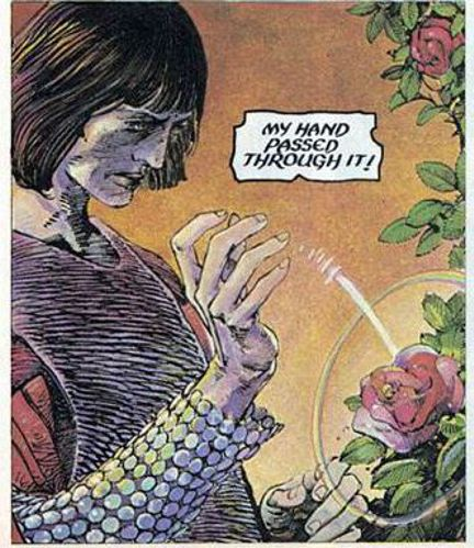 Barry Windsor-Smith entre l'art et les comic-books Beguil15