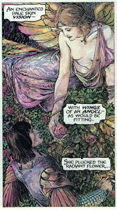Barry Windsor-Smith entre l'art et les comic-books Beguil17
