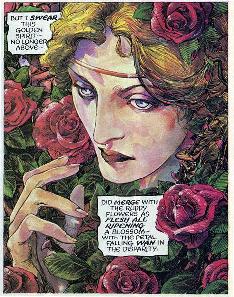 Barry Windsor-Smith entre l'art et les comic-books Beguil19