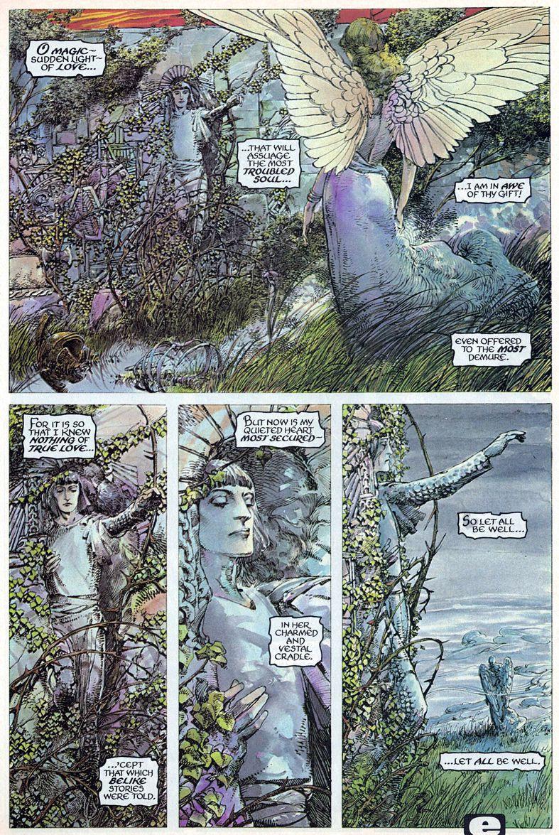 Barry Windsor-Smith entre l'art et les comic-books Beguil22
