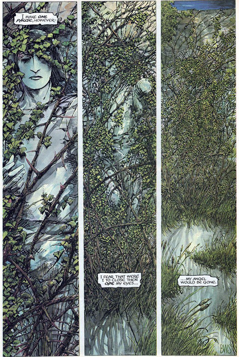 Barry Windsor-Smith entre l'art et les comic-books Beguil23