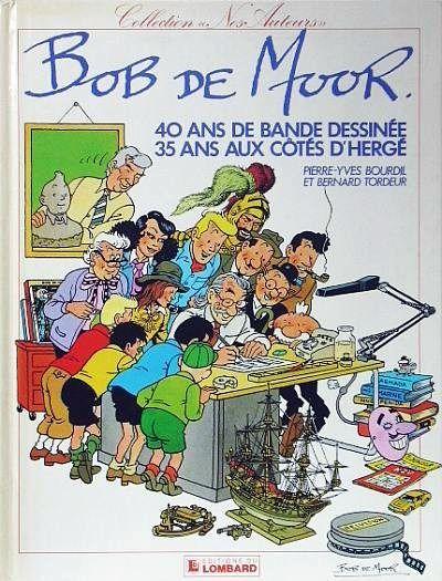 Références et monographies d'auteurs Bob-de10
