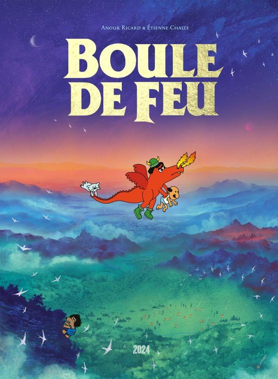 La BD et l'heroic fantasy Boule-13